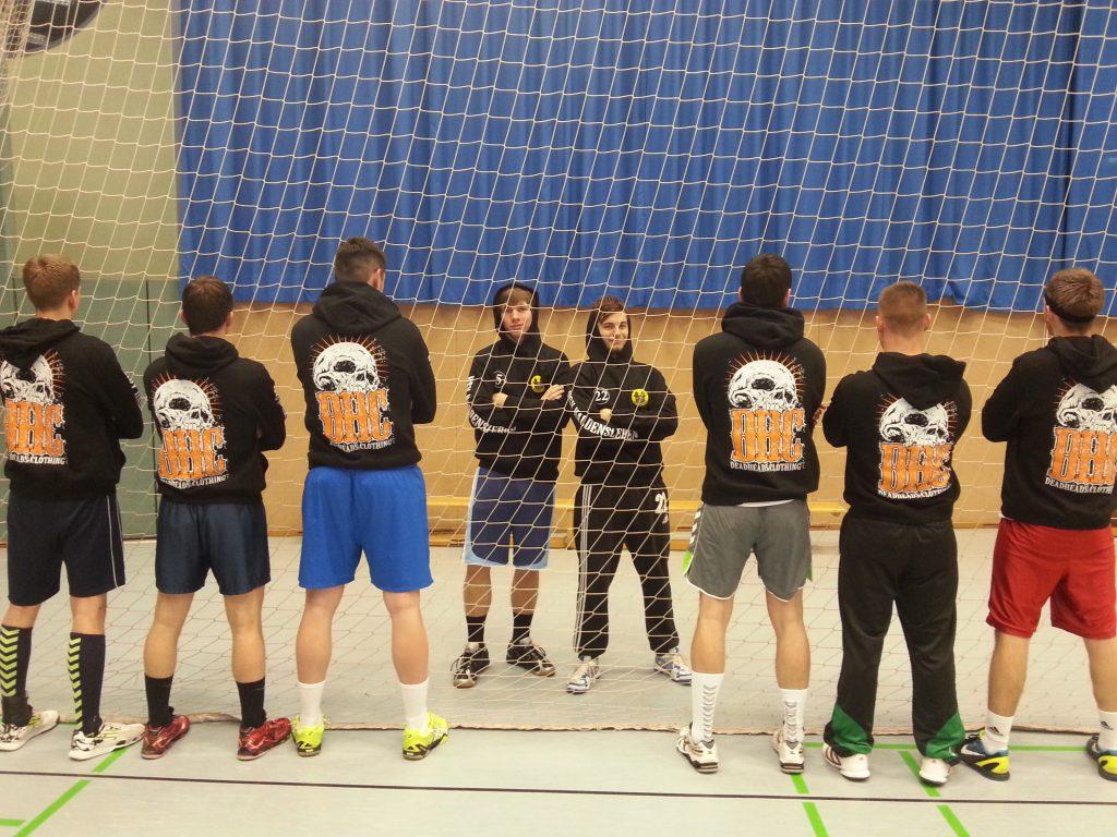 Sportverein Werbung