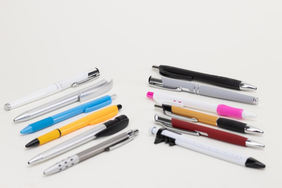 Kugelschreiber Werbematerial